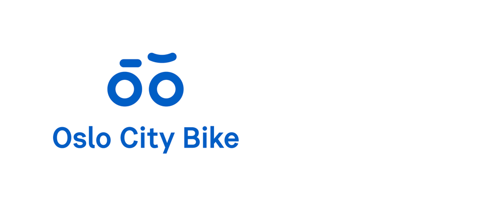 New Logo and Identity for Oslo Bysykkel by Heydays