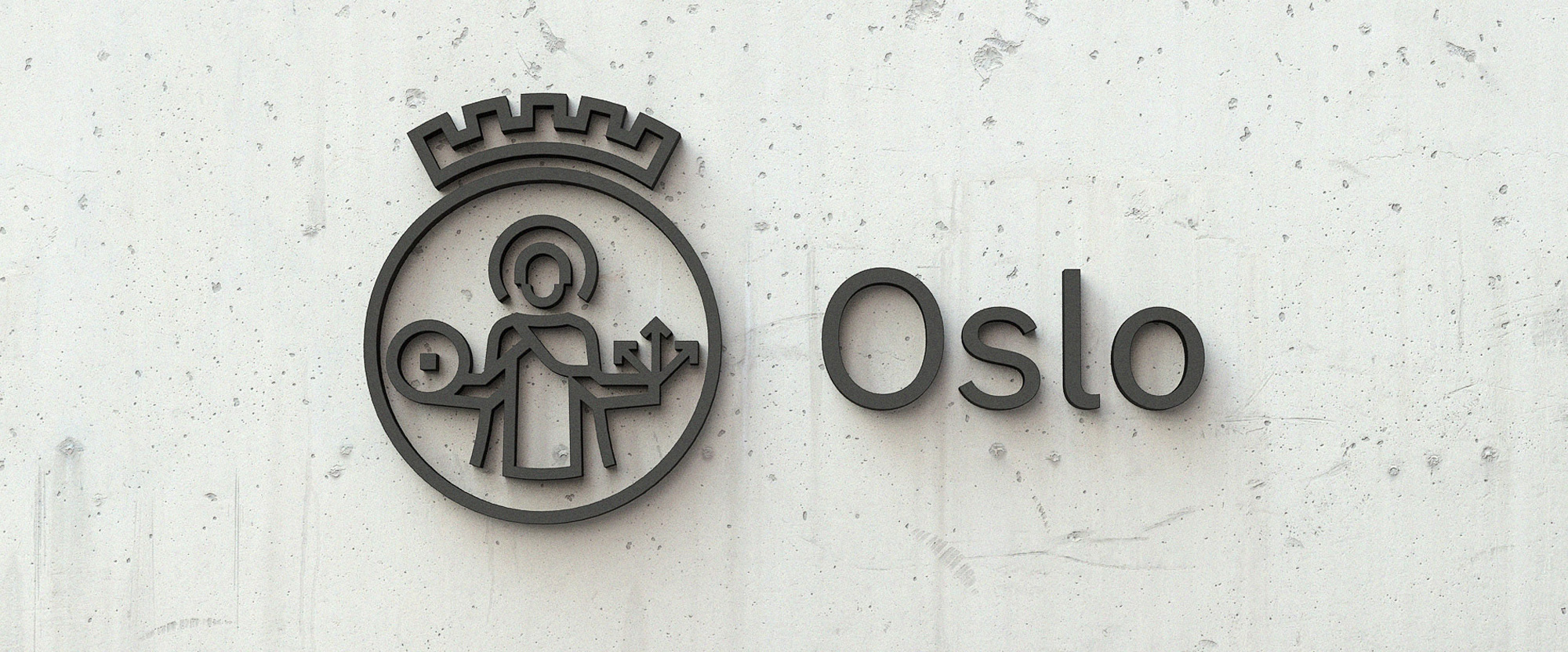 Follow-up: New Logo and Identity for Oslo Kommune by Creuna