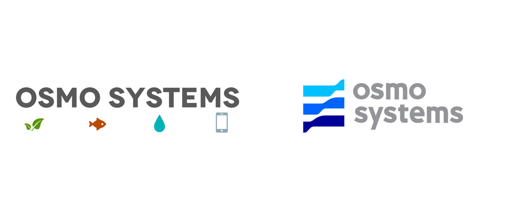 New Logo and Identity for Osmo Systems by Enlisted Design