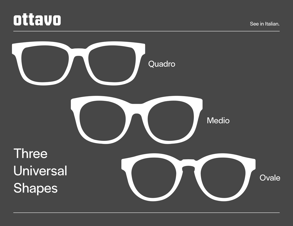 New Name, Logo, and Identity for Ottavo by Mucca