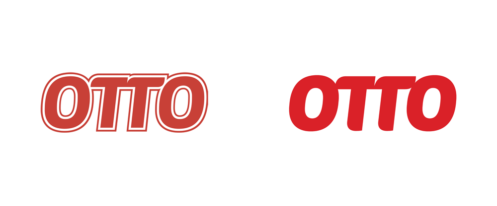 New Logo for OTTO by ErlerSkibbeTönsmann