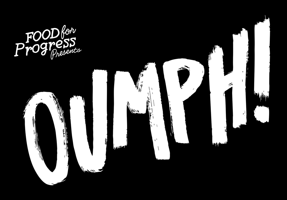 New Logo and Packaging for Oumph! by Snask