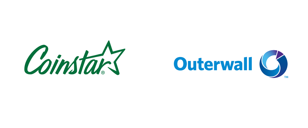 New Logo and Name for Outerwall (Formerly Coinstar Inc.)