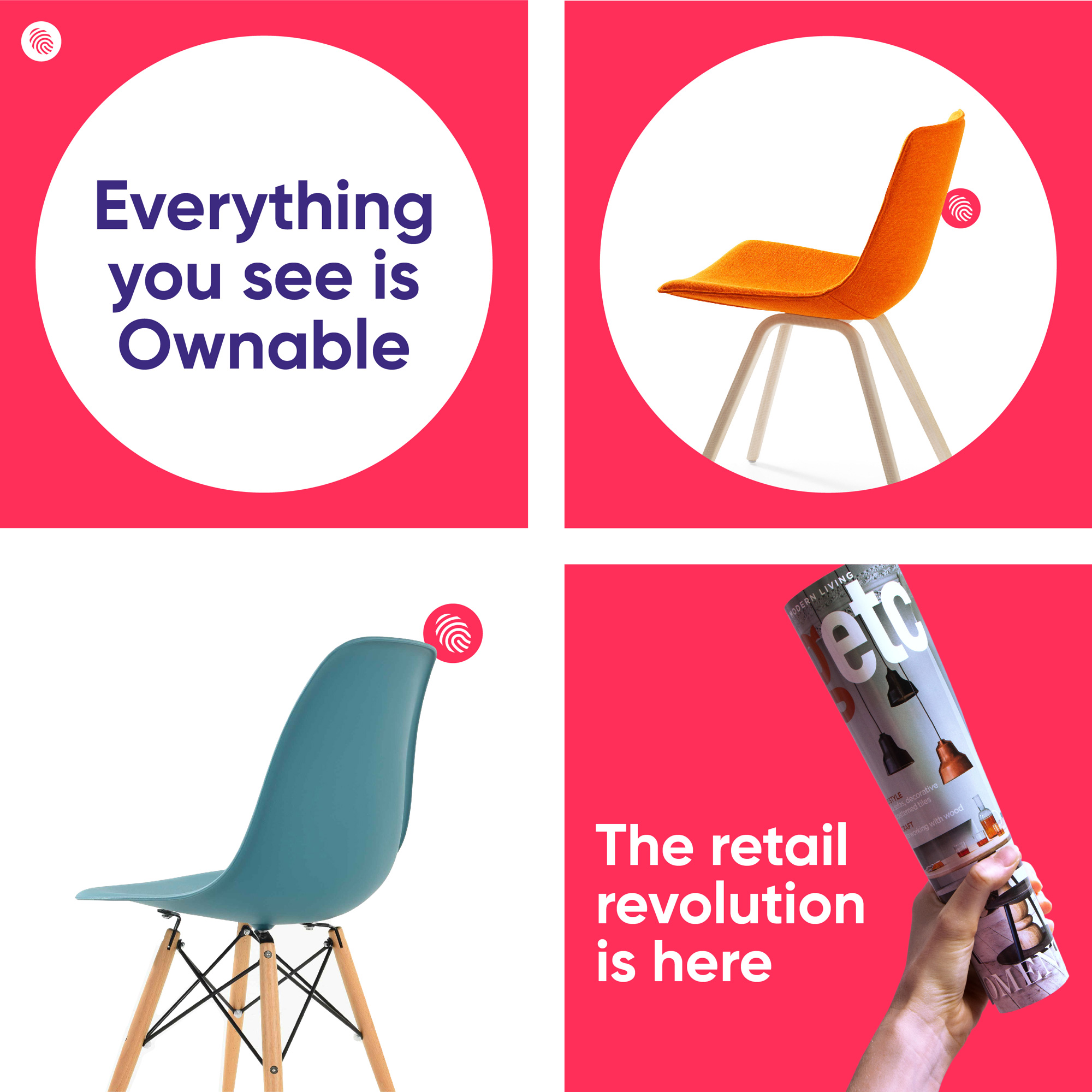 New Name, Logo, and Identity for Ownable by The Clearing