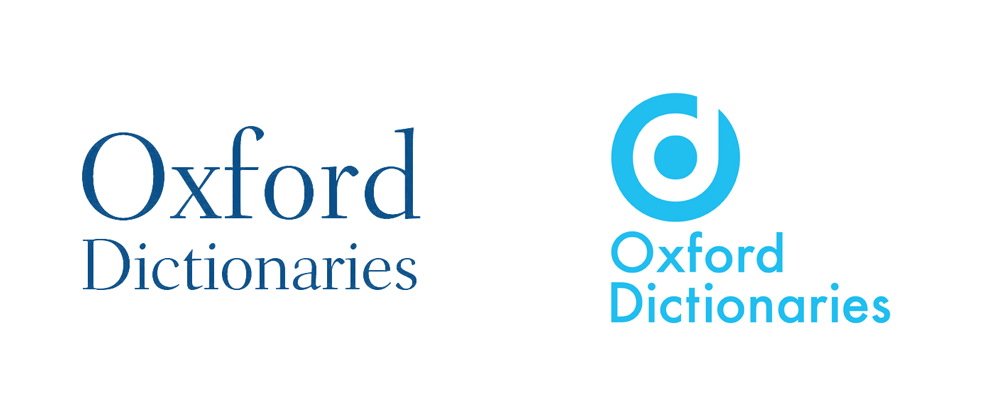 New Logo for Oxford Dictionaries