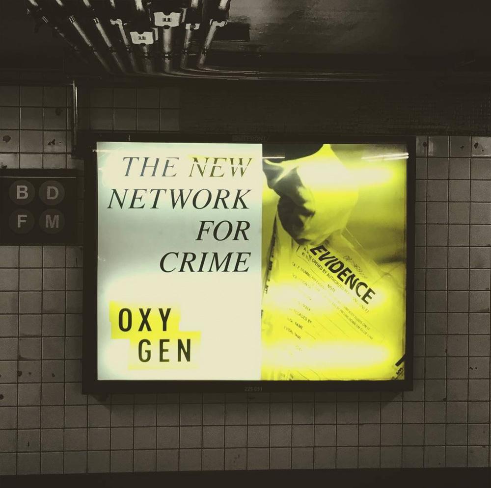 New Logo for Oxygen Media by Trollbäck + Company