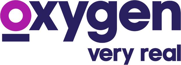 New Logo for Oxygen Media by eyeball