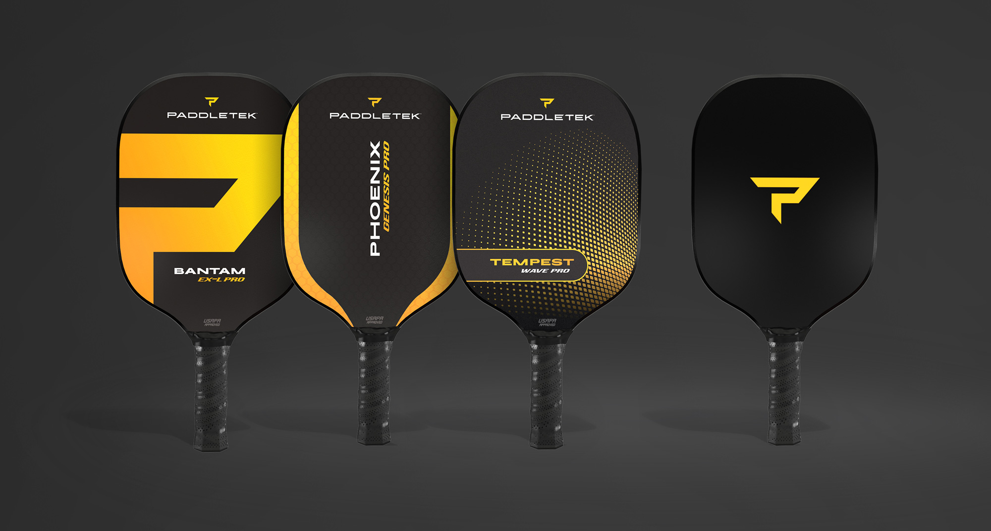 New Logo, Identity, and Packaging for Paddletek by Young & Laramore