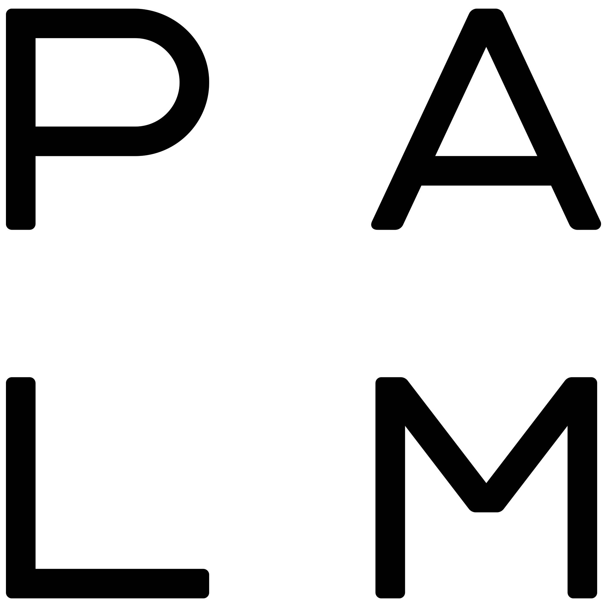 New Logo for Palm