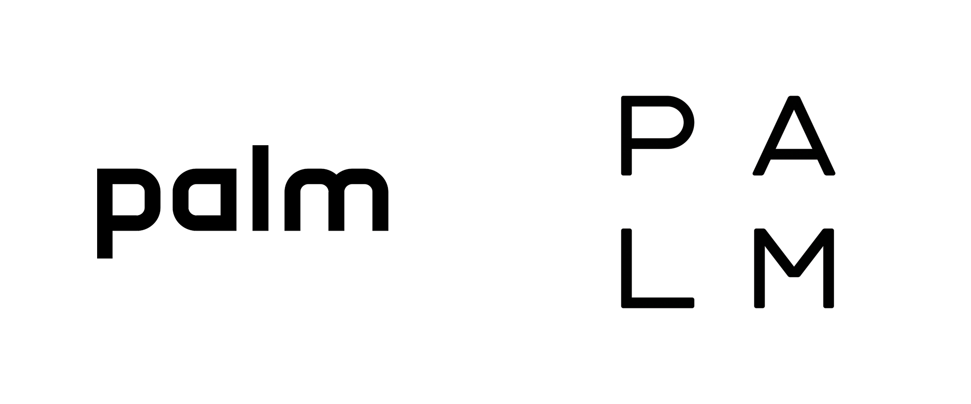New Logo for Palm