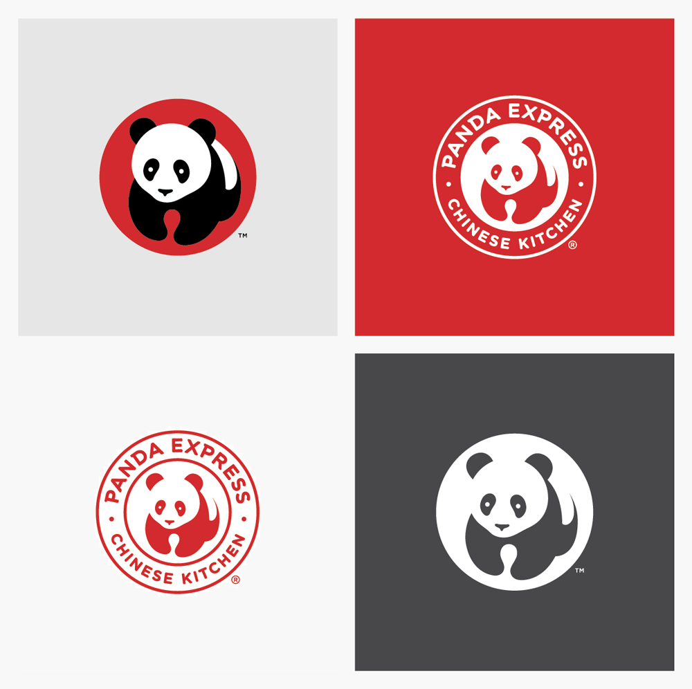 Brand New: Follow-up: Global Identity for Panda Express by Studio MPLS