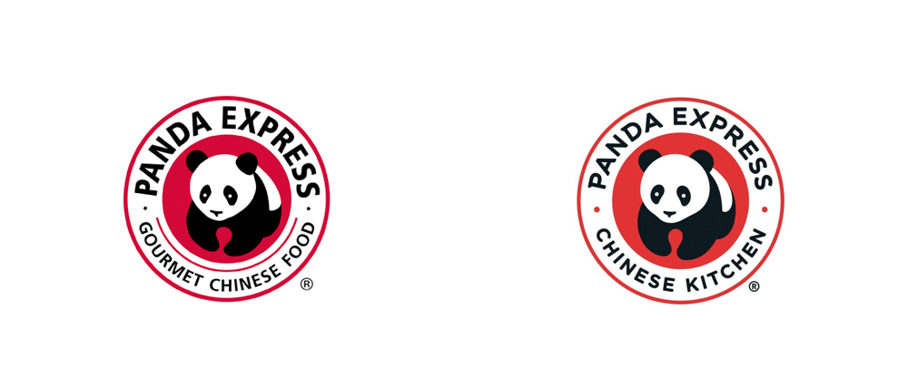 New Logo and Identity for Panda Express