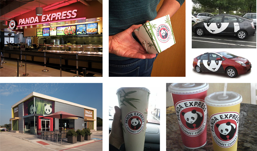 Brand New: New Logo and Identity for Panda Express