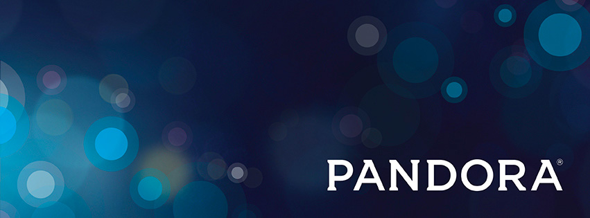 Image result for pandora logo