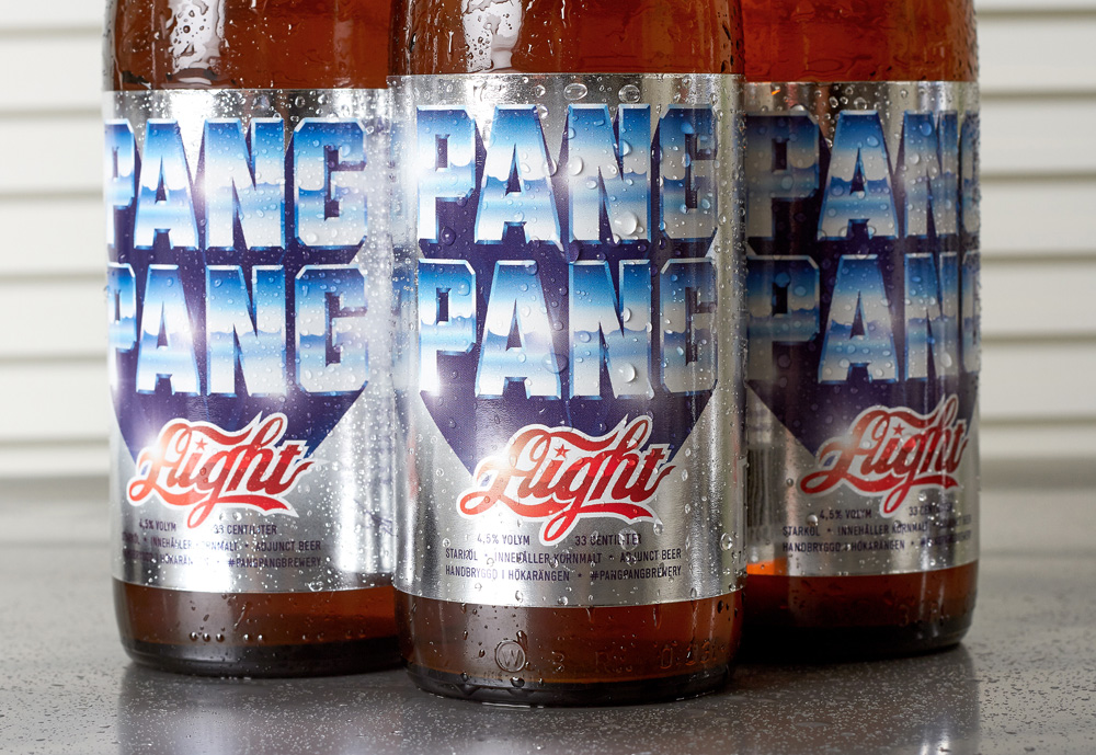 New Packaging for PangPang Aight by Snask