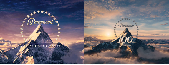 Paramount Logo, Before and After