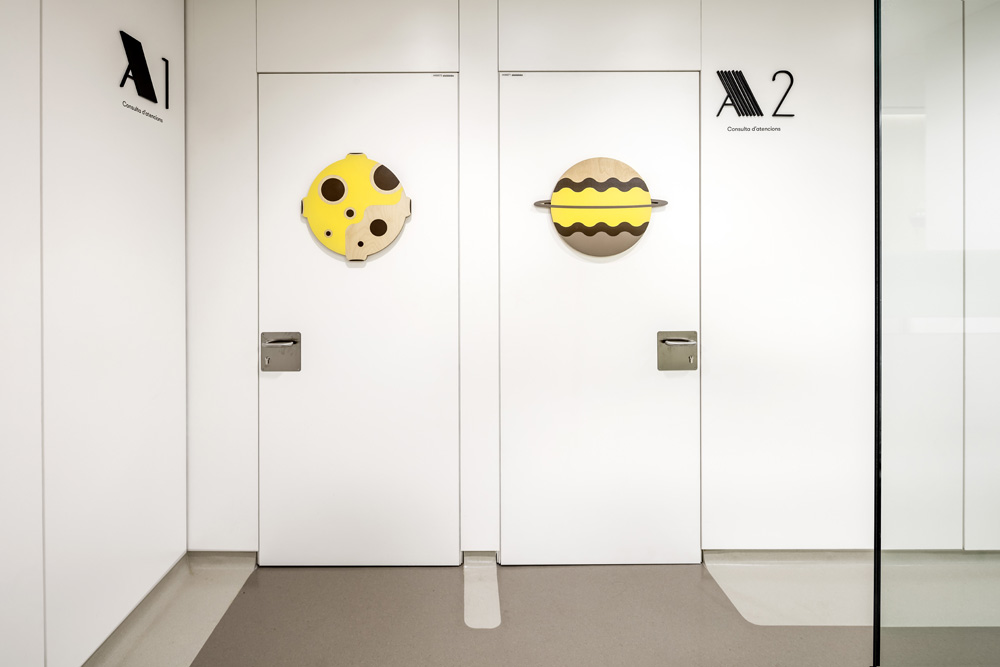 New Branded Space for Parc d'Atencions by Toormix