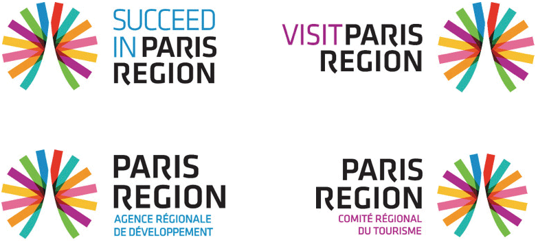 New Logo for Paris Region