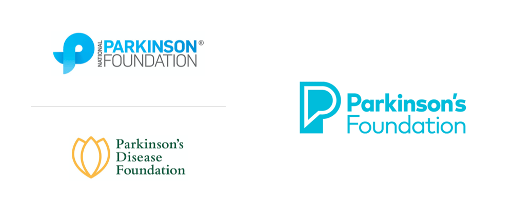 New Logo and Identity for Parkinson's Foundation by Ultravirgo