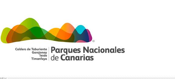 Parques Nacionales de Canarias Logo, New