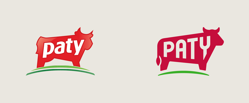 New Logo and Packaging for Paty by Madre Buenos Aires