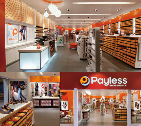 Payless Shoesource New Stores