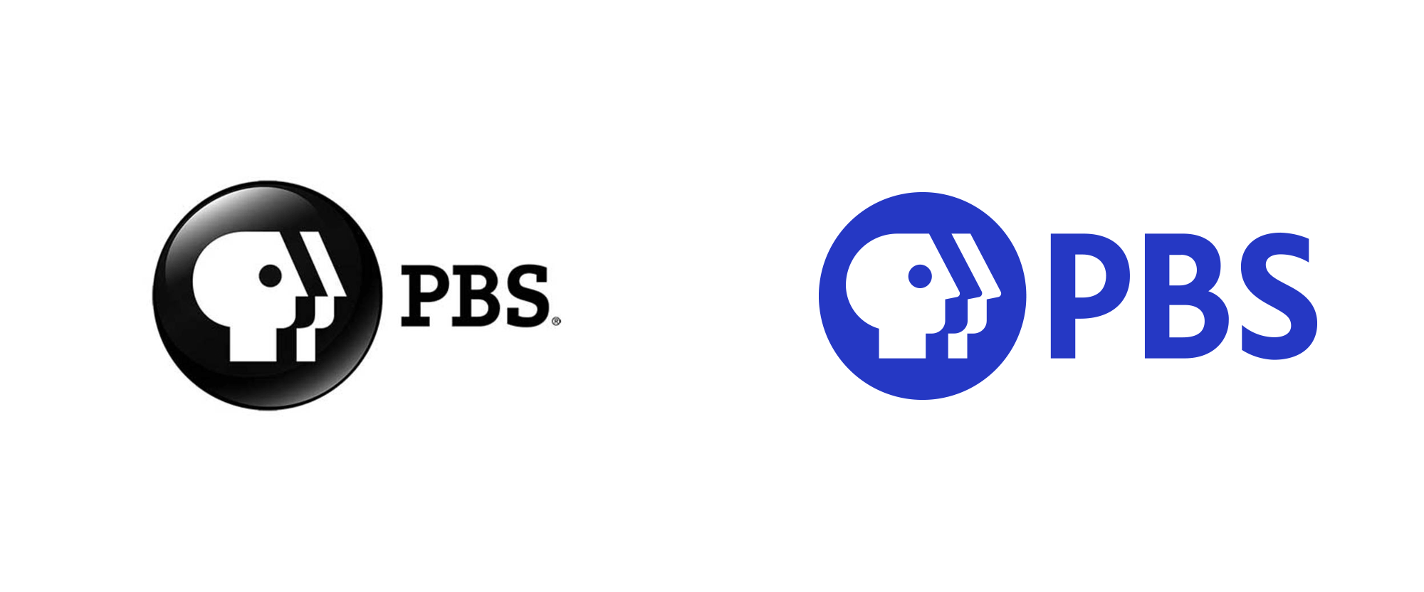 New Logo for PBS by Lippincott
