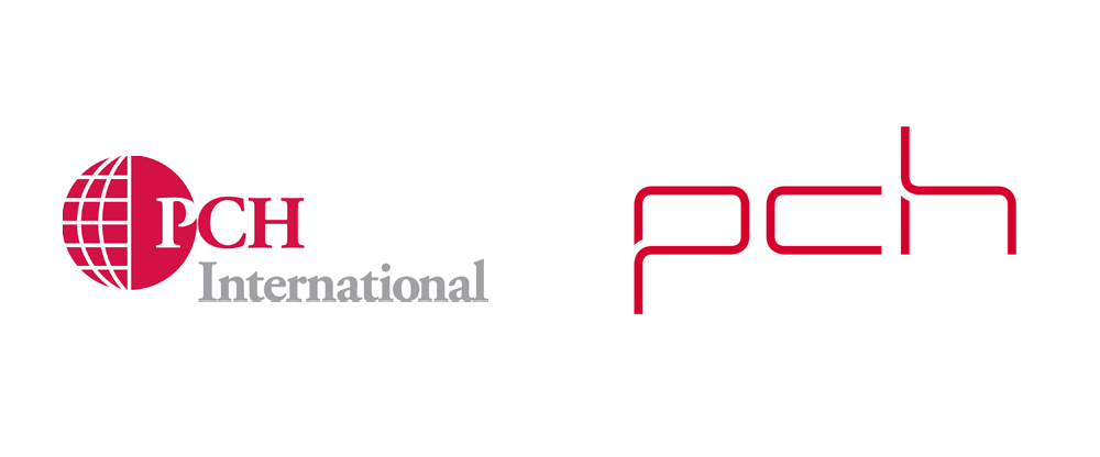 New Logo for PCH by MetaDesign