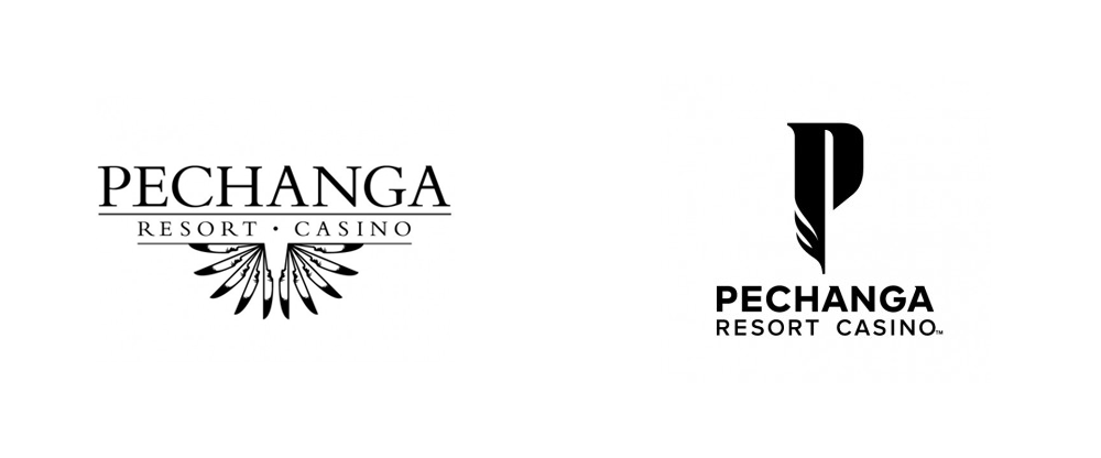 New Logo for Pechanga Resort & Casino by Troika