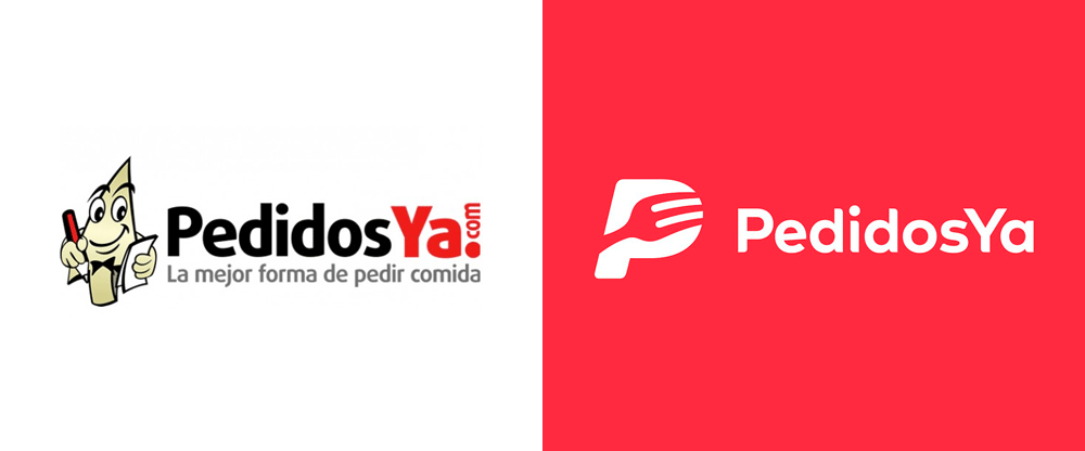 New Logo for PedidosYa