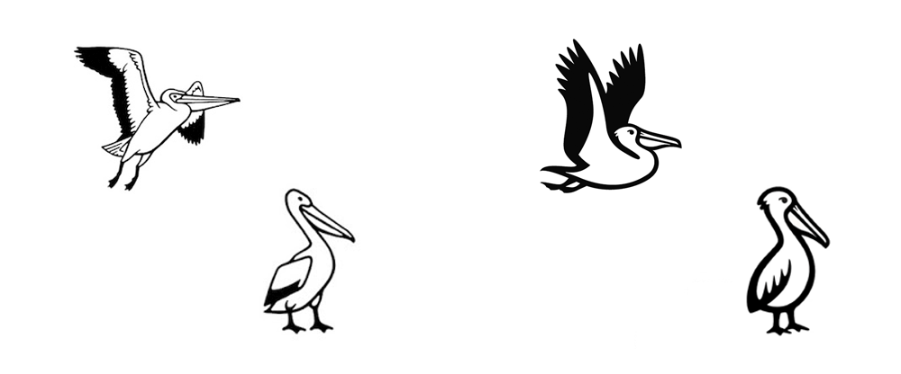 New Logos for Pelican done In-house