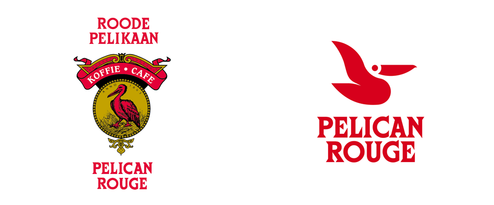 Brand New New Name And Logo For Pelican Rouge