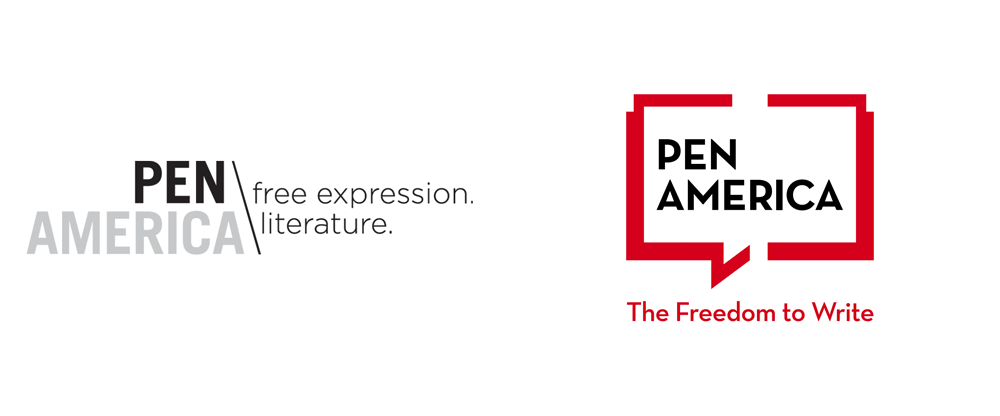 New Logo for PEN America
