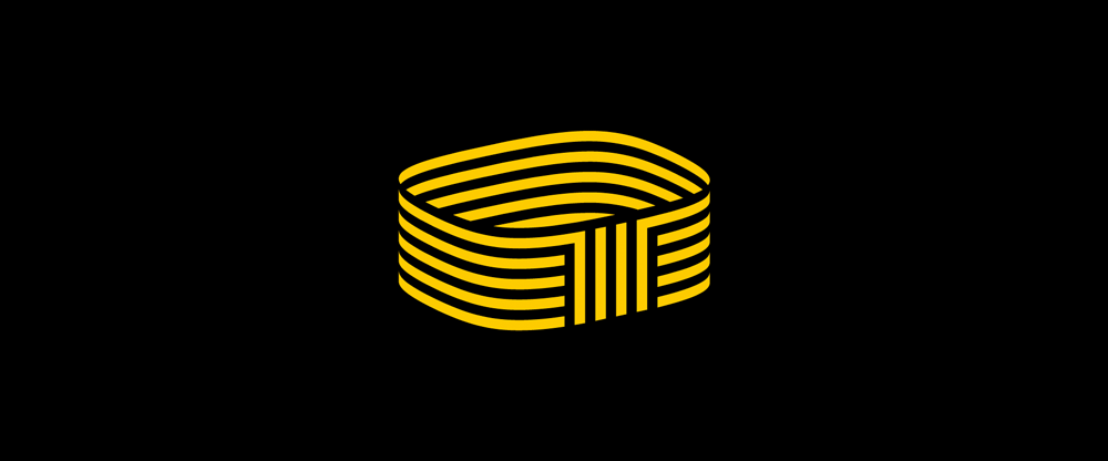 New Logo for Peñarol Stadium by Gabriel Benderski, Fabian Bicco, and Santiago Bicco