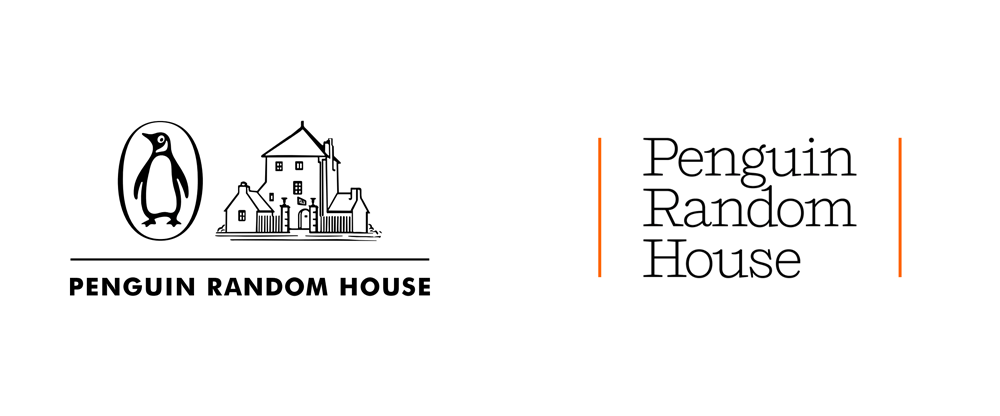 New Logo for Penguin Random House by Pentagram