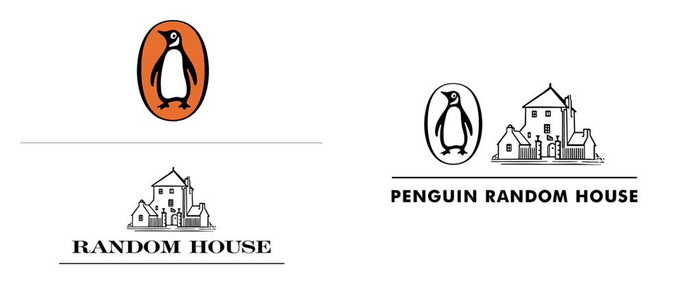 Temporary Logo for Penguin Random House