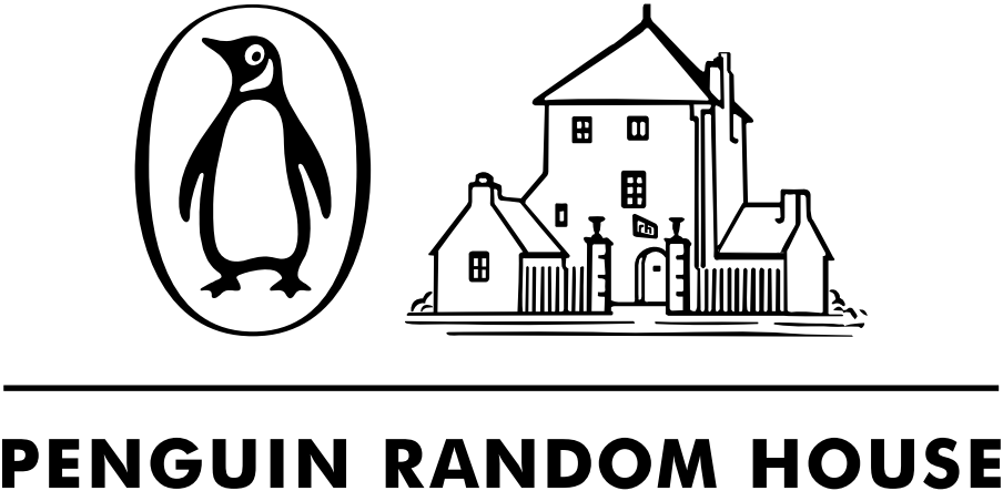 Brand New Temporary Logo For Penguin Random House