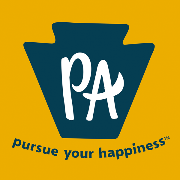 brand new  new logo for pennsylvania  tourism  by