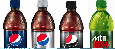 Pepsi, New Bottles