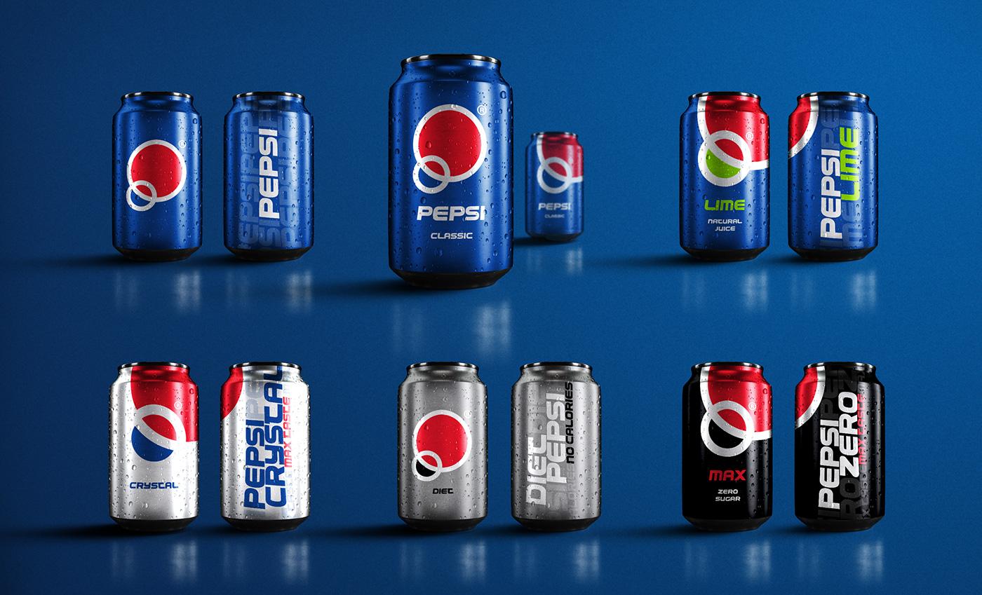 Reimagining Pepsi