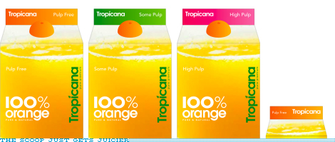 Pepsi Takes the Tropic out of Tropicana
