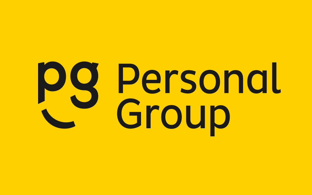 New Logo and Identity for Personal Group by SomeOne