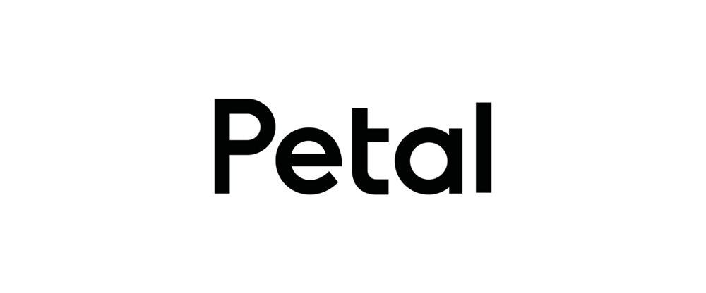 New Logo and Identity for Petal by David McGillivray