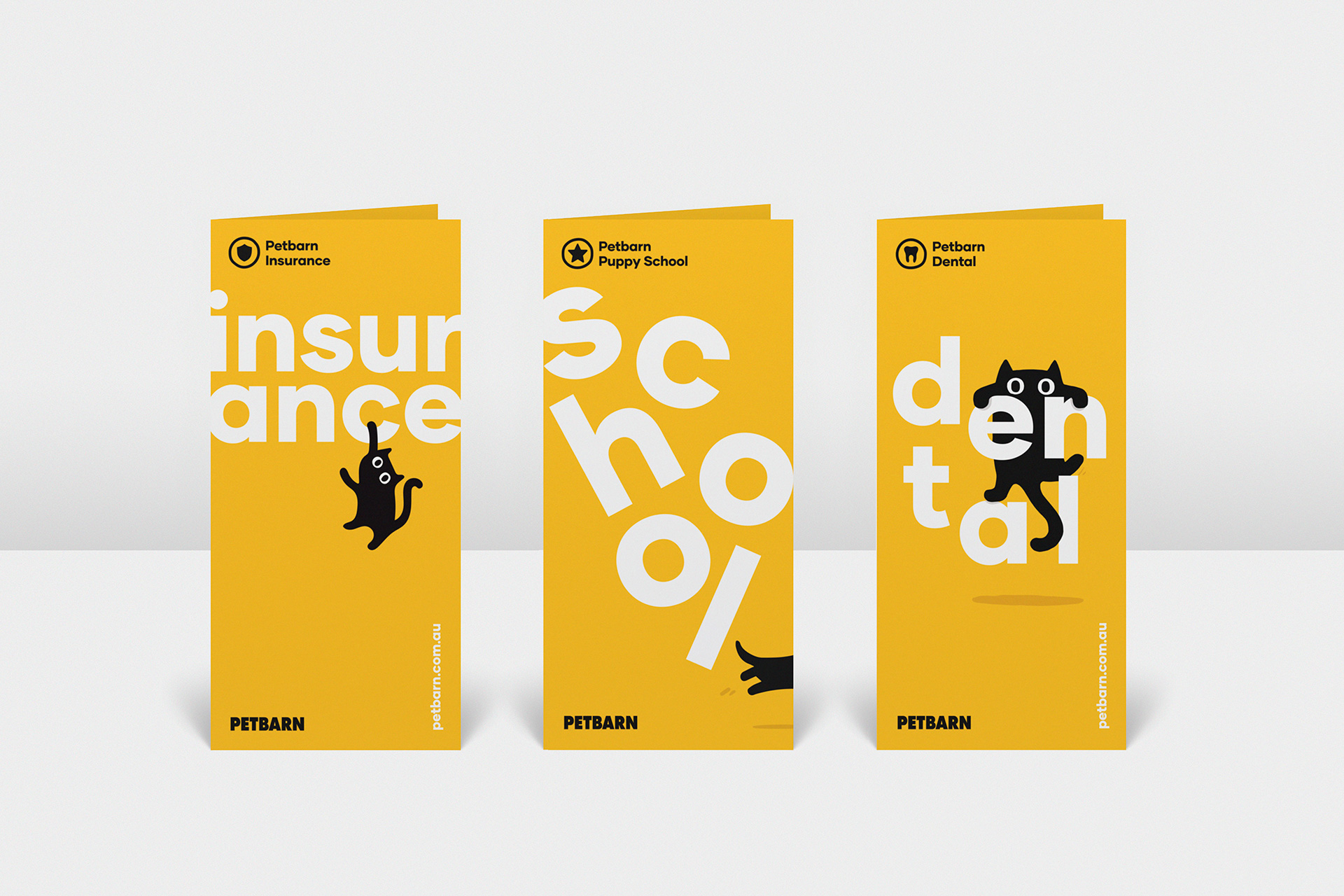 New Identity for Petbarn by Landor