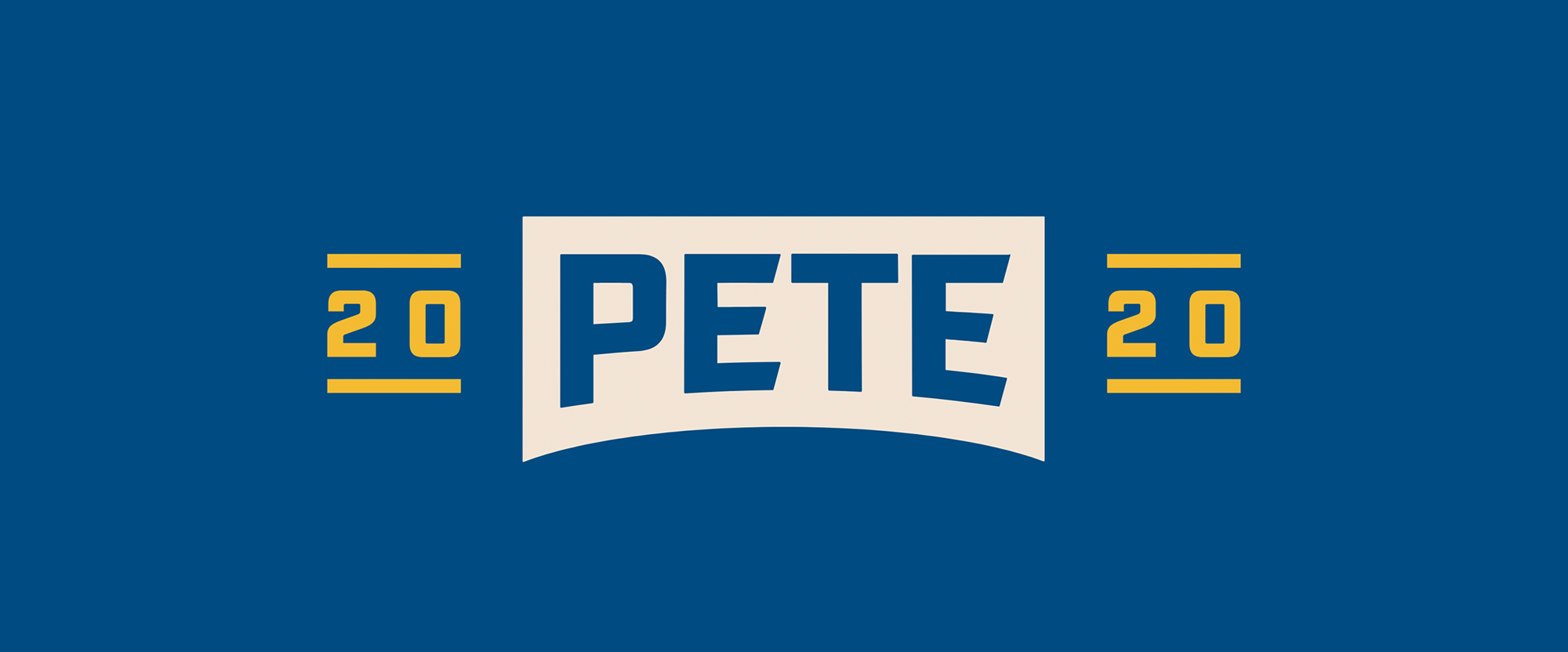 New Logo and Identity for Pete Buttigieg by Hyperakt
