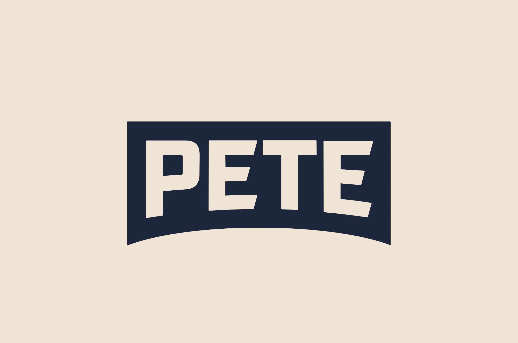 New Logo and Identity for Pete Buttigieg by Hyperakt