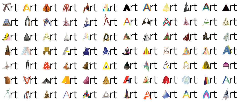 New Logo and Identity for Philadelphia Museum of Art by Pentagram