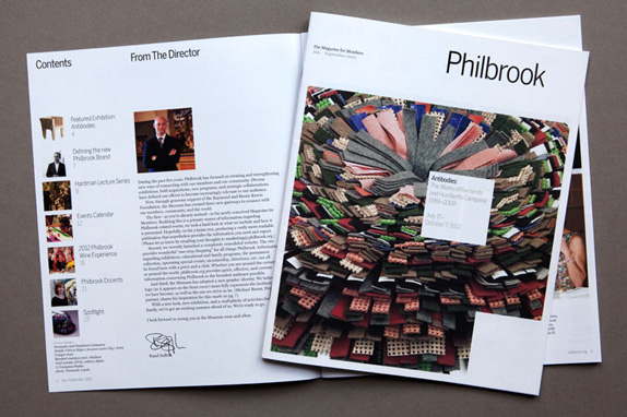 Philbrook Museum of Art Logo and Identity