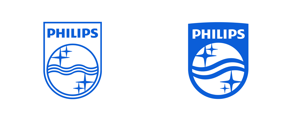 brand new new logo and identity by and for philips rh underconsideration com Brand Identity Guide Brand Identity Development
