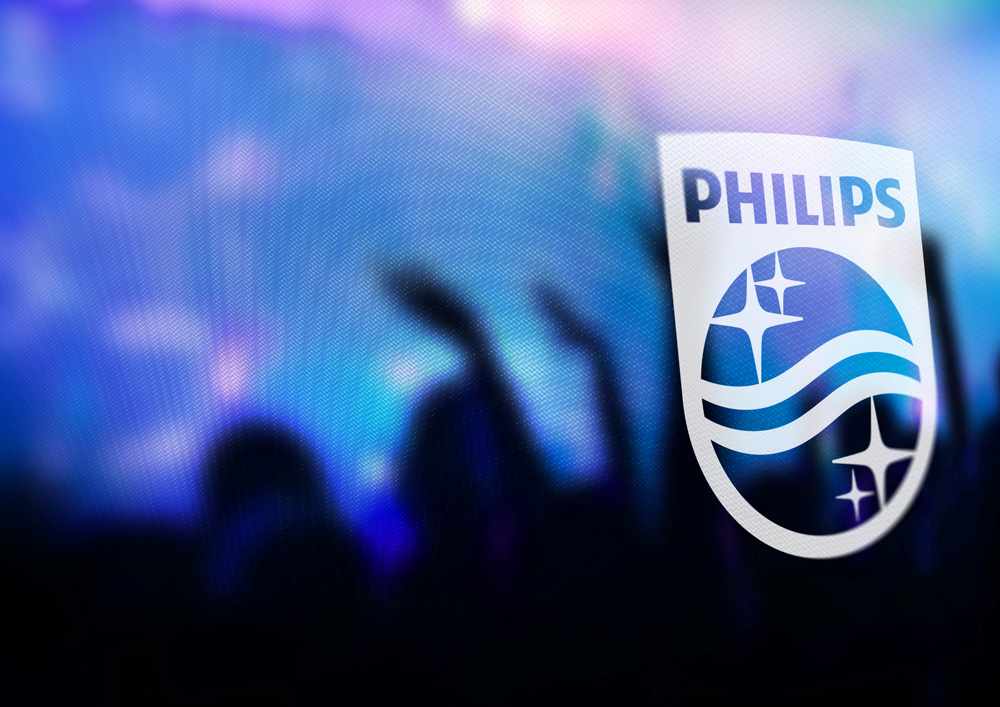 Brand New New Logo And Identity By And For Philips